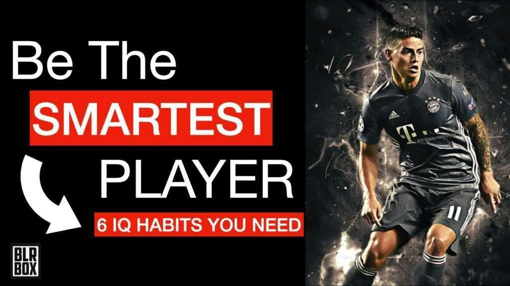 smart soccer player