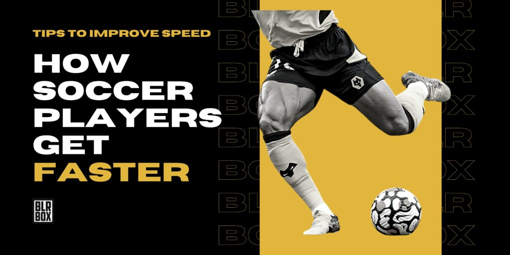 soccer players speed